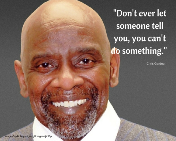 Chris Gardner Homeless to Millionaire